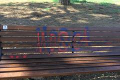 I vandali all'opera