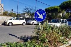 Spartitraffico Viale C. Pavese